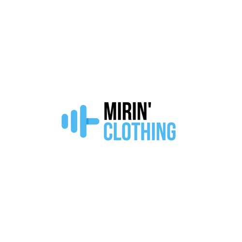 High-tech brand with the title 'Mirin' Clothing'