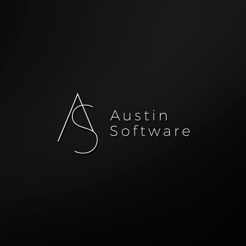 Serenity logo with the title 'Austin Software'