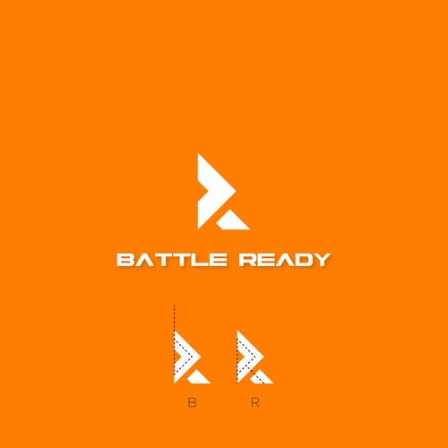 Combat logo with the title 'BATTLE READY'