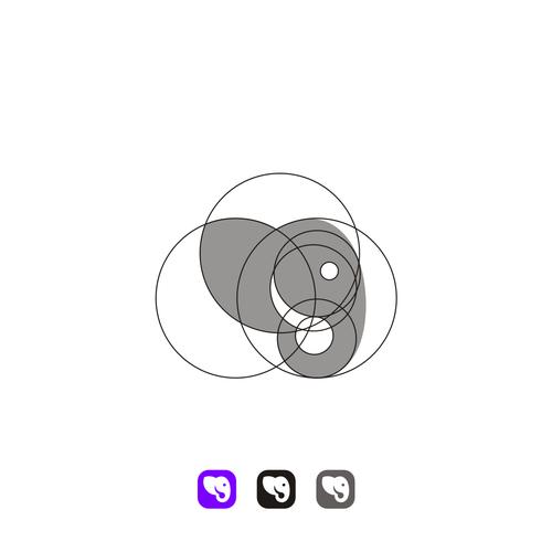 Elephant head logo with the title 'MASTERMIND - LOGO'