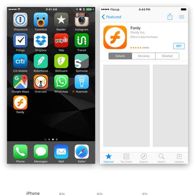 Fonily App