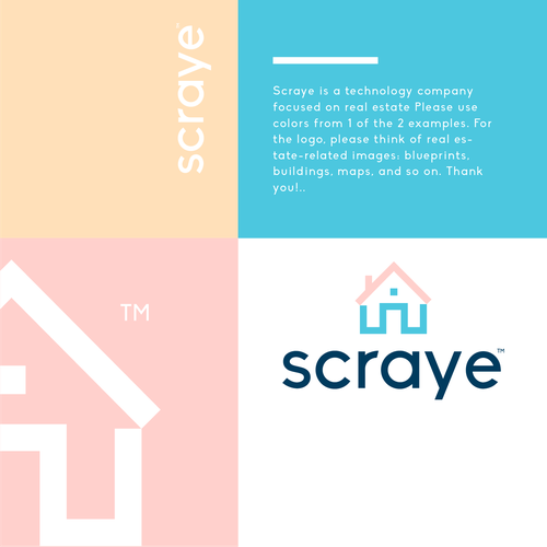 Mortgage logo with the title 'scraye'