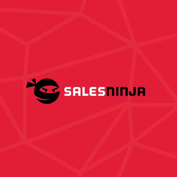 Ninja brand with the title 'SalesNinja Logo !!! :)'
