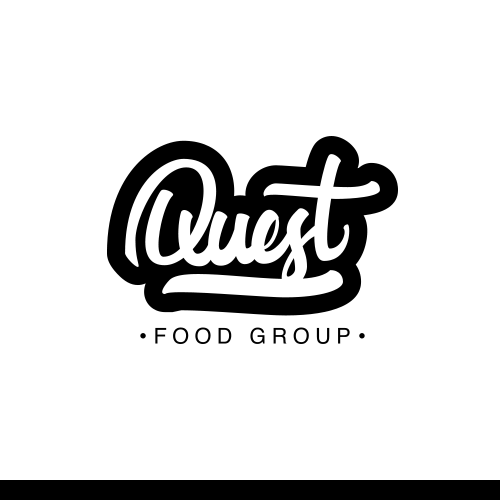 Quest design with the title 'Quest Logo'