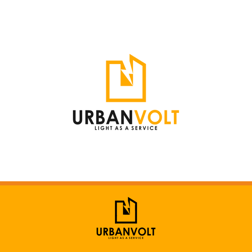 Volt logo with the title 'Urban Volt'