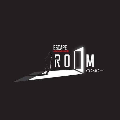 Escape logo with the title 'Escape Room como'