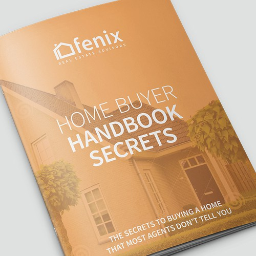 Guide design with the title 'Fenix Handbook'