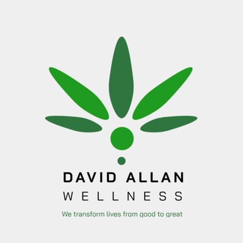 Wellness logo with the title 'Logo Design for a Wellness Coach'