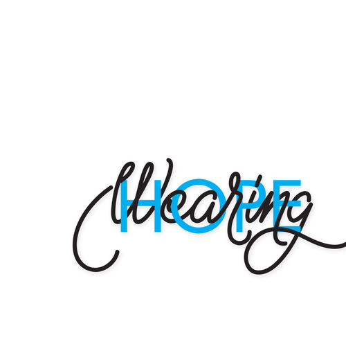 Blender logo with the title 'wearing hope'