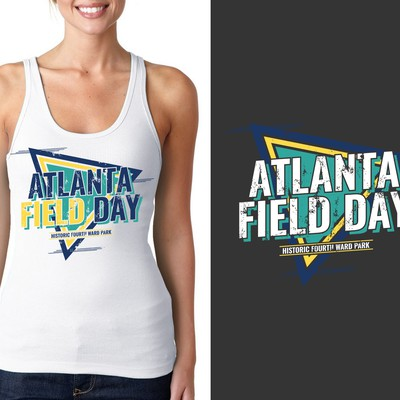 Atlanta Field Day T Shirt