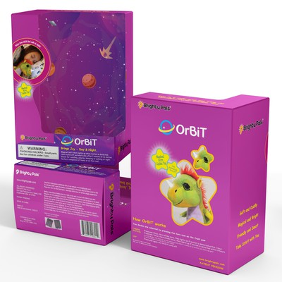 Packaging For toys