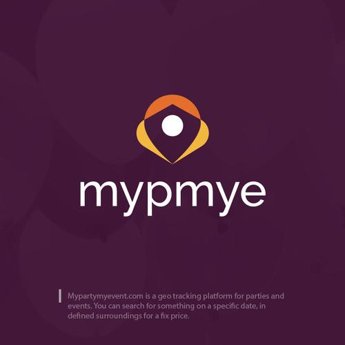 Balloon logo with the title 'mypmye'