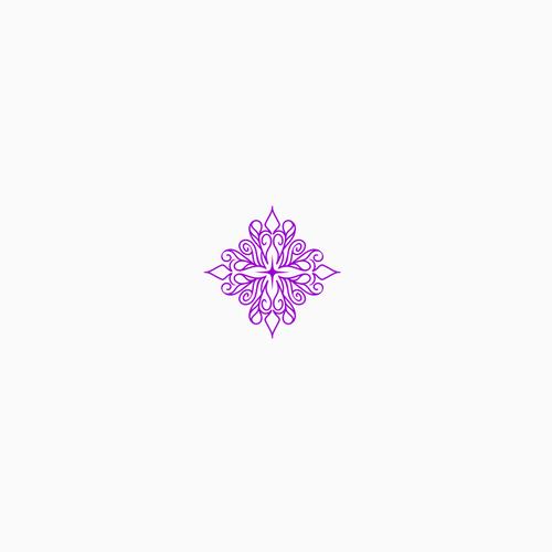 Jewel logo with the title 'handmade jewelry'