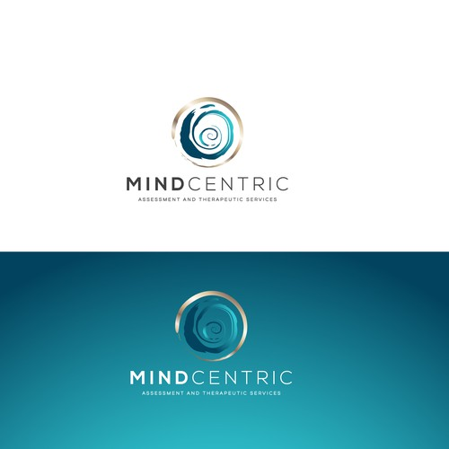 Mind design with the title 'Mind Centric'
