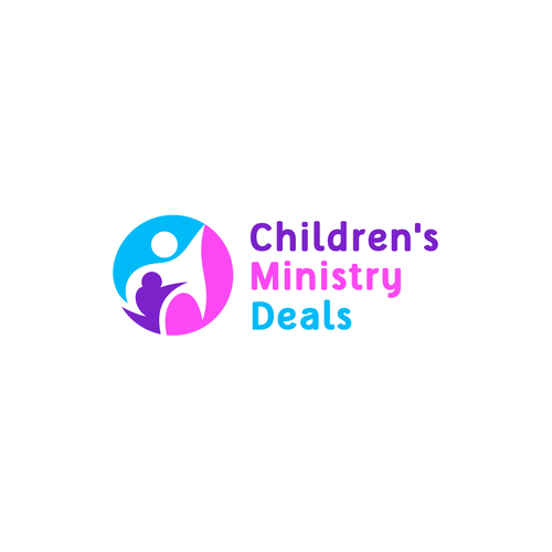 Ministry logo with the title 'logo design contest entry '