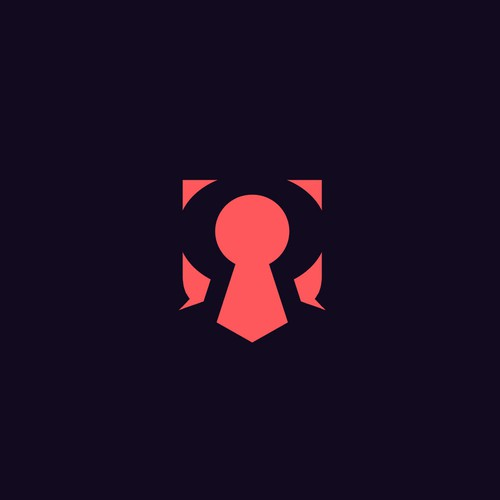 Antivirus logo with the title 'Omega Security'
