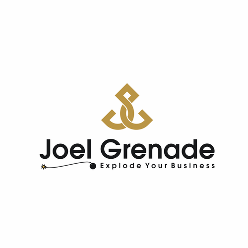 Boom logo with the title 'JOEL GRENADE'