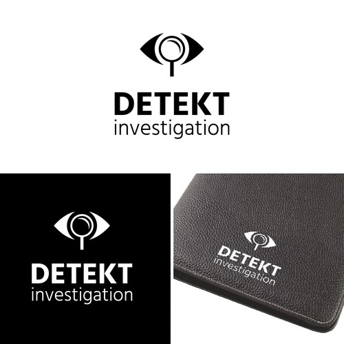 Detective logo with the title 'Detekt investigation'