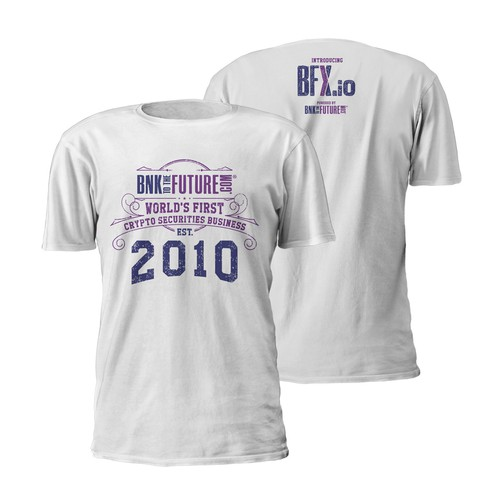 Technology t-shirt with the title 'T-shirt design'