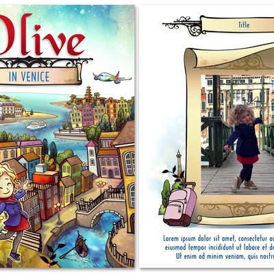 Olive in Venice