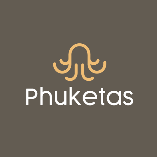 Purple and brown design with the title 'Phuketas'