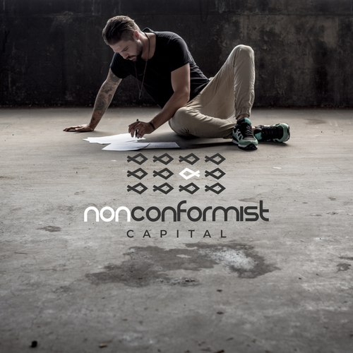 Accounting logo with the title 'NONCONFORMIST'