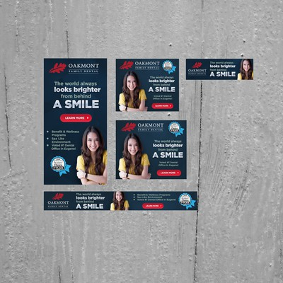 oakmond banner ads