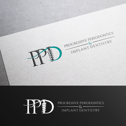 Implant logo with the title 'PPID '