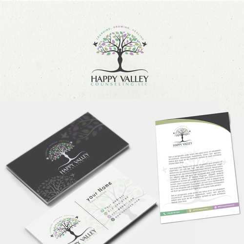 Growth brand with the title 'Happy Valley'