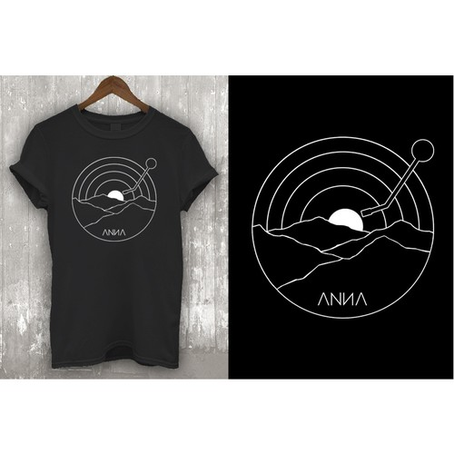 Simple t-shirt with the title 'Sounds of The Universe'