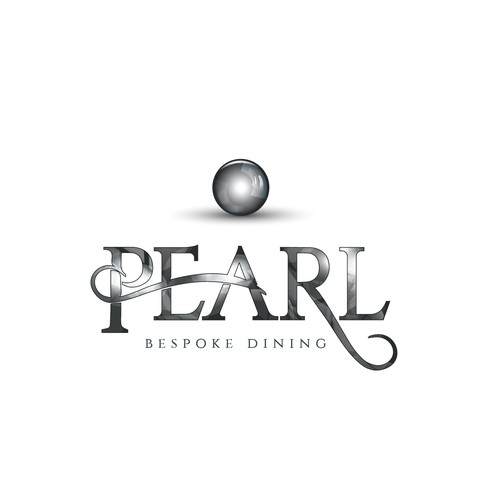 Dining logo with the title 'Pearl Bespoke Dining '