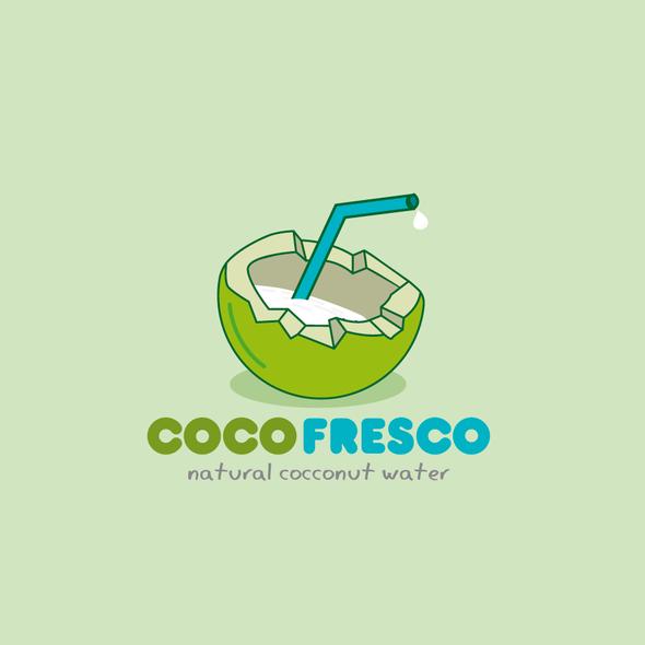 Coco logo with the title 'Coco Fresco'