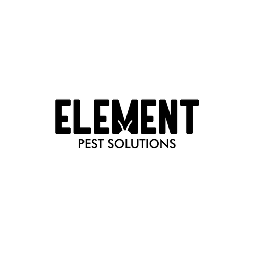 Drugs logo with the title 'ELEMENT PEST SOLUTIONS'