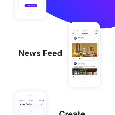 Clean App Design (for sale)