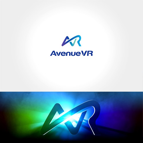 VR brand with the title 'AvenueVR'