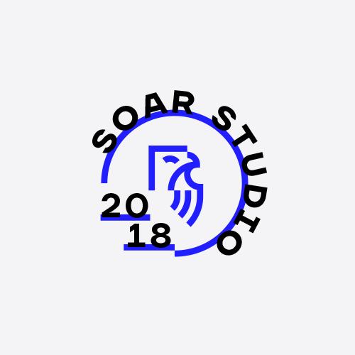 Scandinavian brand with the title 'Soar Studio'