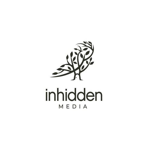 Door logo with the title 'INHIDDEN MEDIA'
