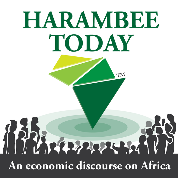 Economic design with the title 'Economic growth in Africa'