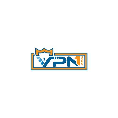VPN design with the title 'VPN1'