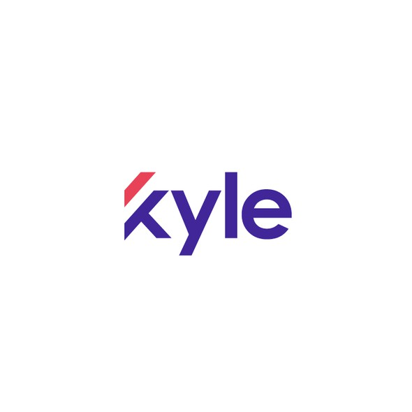 Growth logo with the title 'kyle'