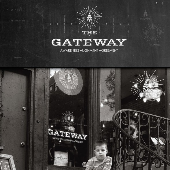 Awareness logo with the title 'the gateway'