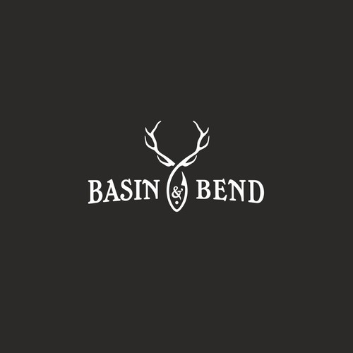 Outfitters logo with the title 'Basin&Bend'