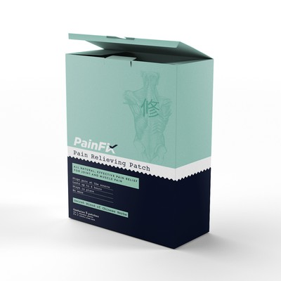 Medical inspired modern box design