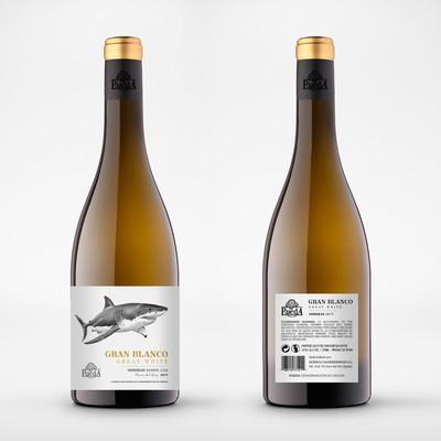 High Quality White Wine