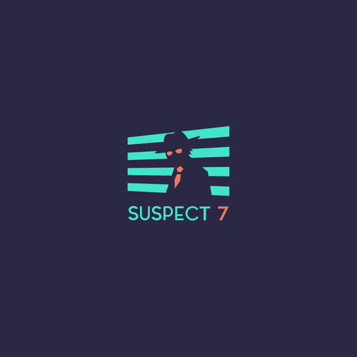 Number 7 logo with the title 'Suspect 7'