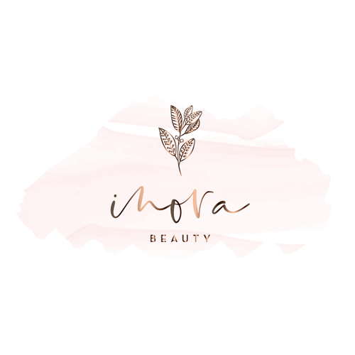 Psychotherapy logo with the title 'Inora Beauty'