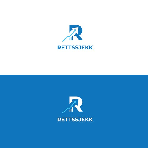 Risk logo with the title 'Logo Design'