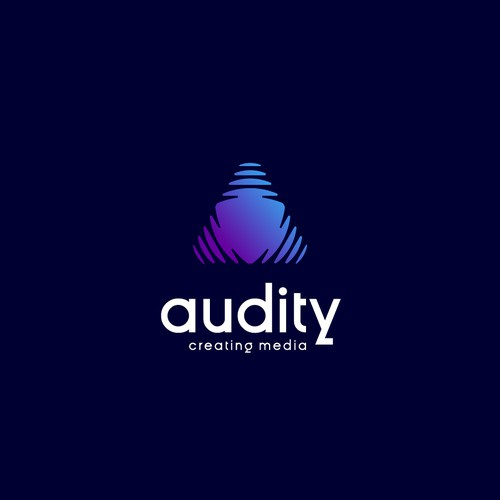 Candy logo with the title 'Audity'