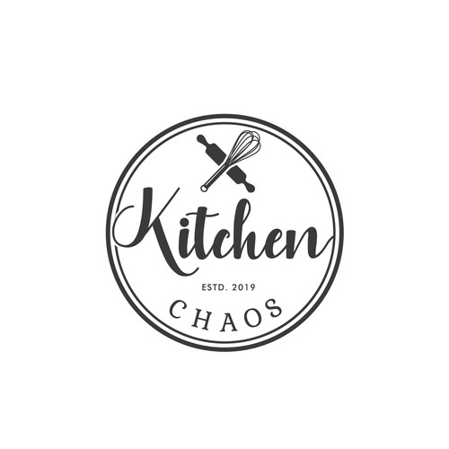 Literal logo with the title 'Kitchen Chaos'