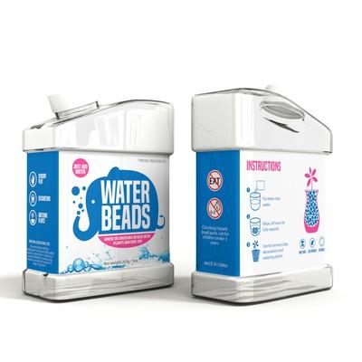 Fresh modern design for popular retail item - Water beads